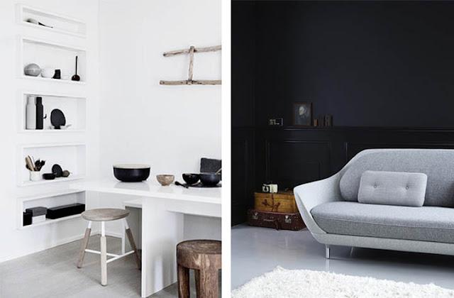 Moshje winter in je interieur een ode aan wit en grijs for Grijs wit interieur