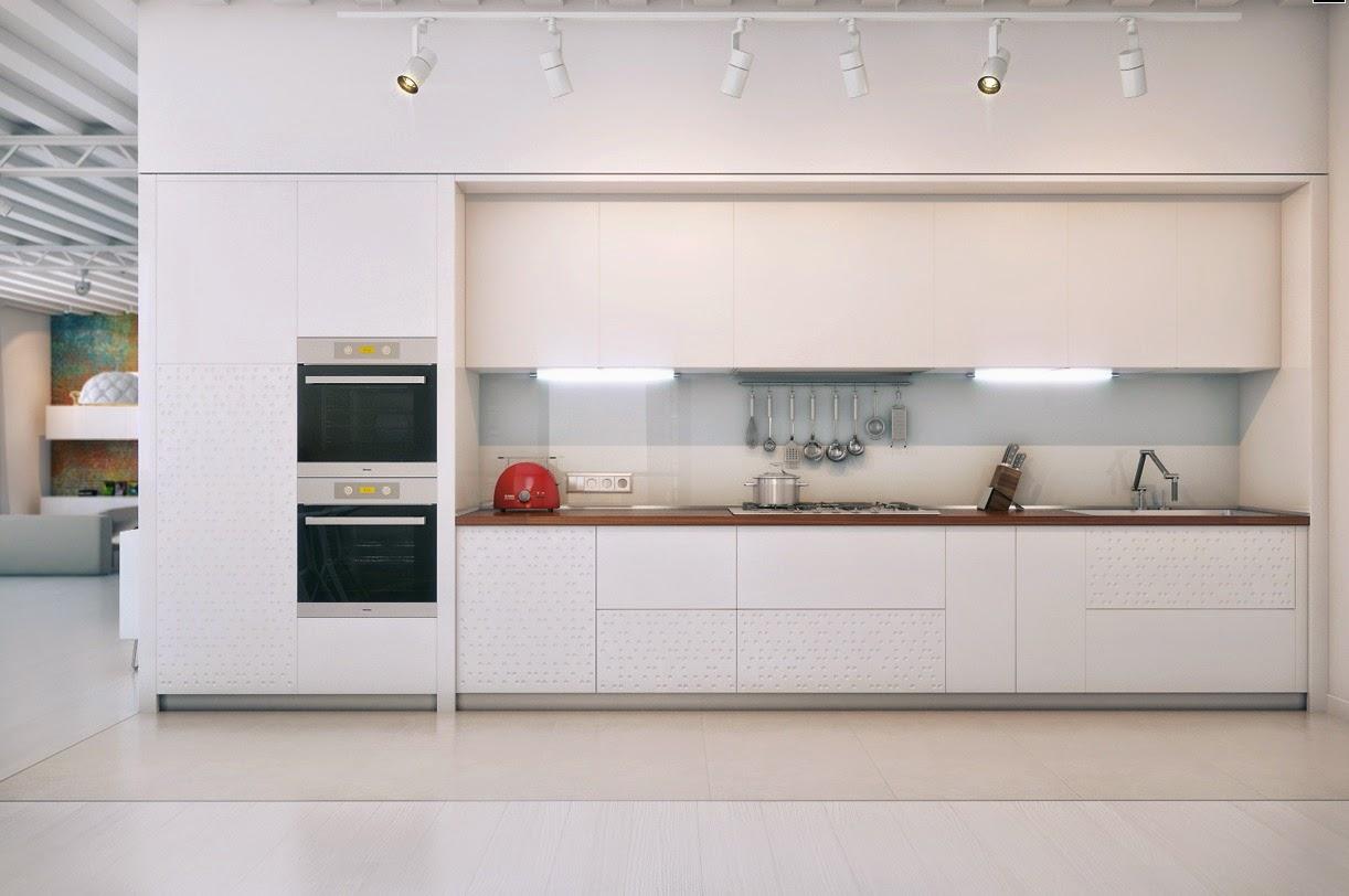 The best interior design variety sample white kitchen for Sample kitchen designs