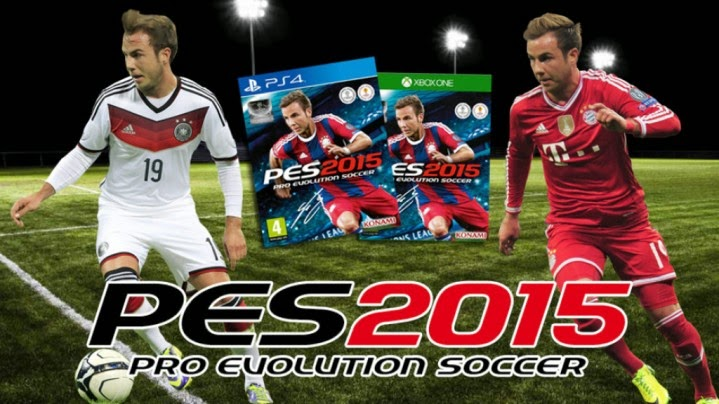 PES 2015 For Android Apk Plus Data