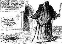 Ratzinger's revenge.