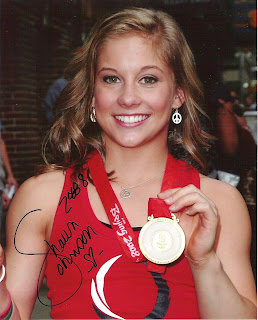 Shawn Johnson Weight And Height