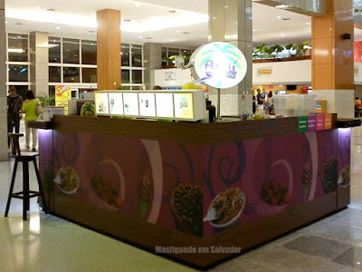 Açaí & Saúde: Quisque do Salvador Shopping