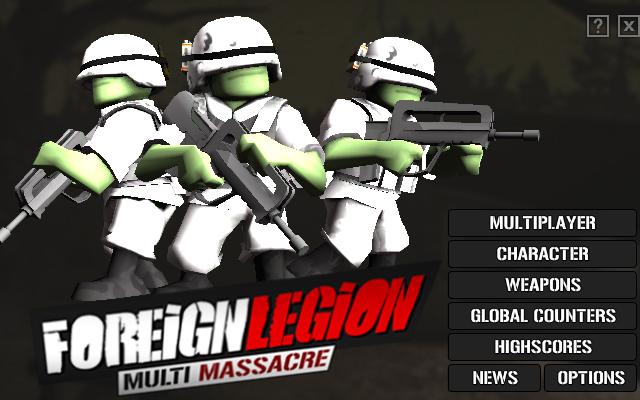 [Review] Foreign Legion: Multi Massacre
