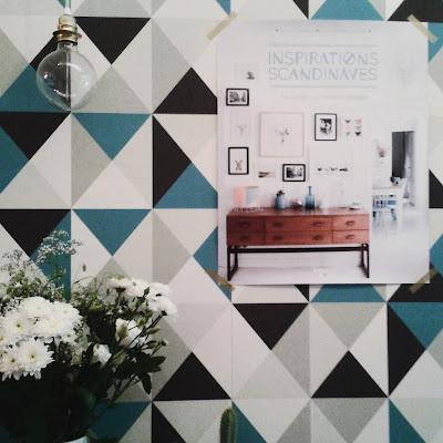 Livre Hello Blogzine Inspirations scandinaves  / Paris / Photos Atelier rue verte, le blog /