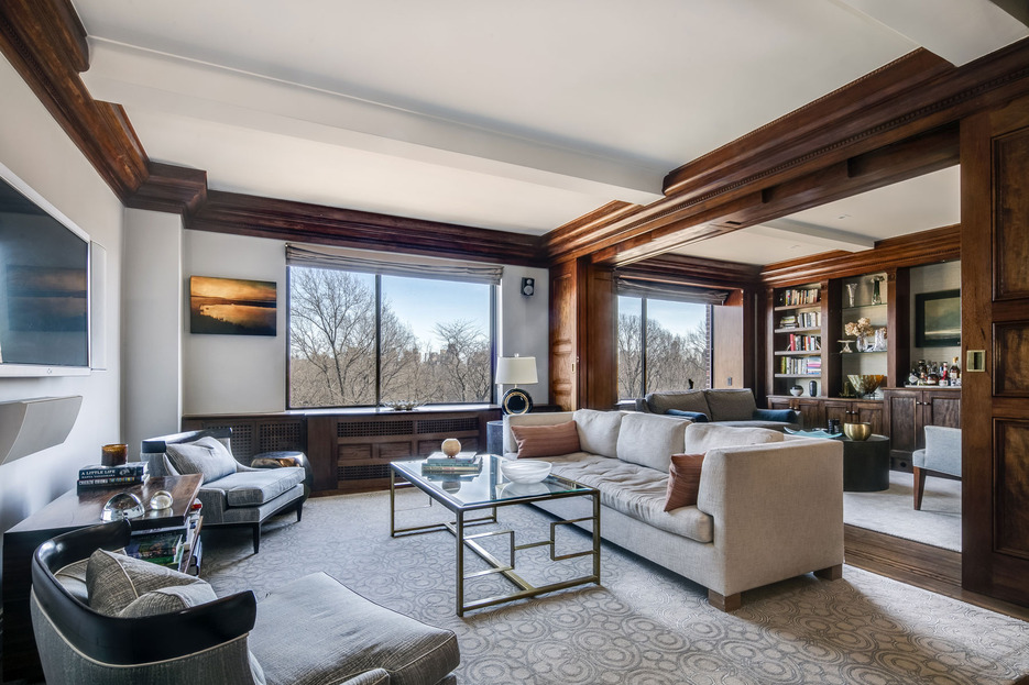 STRIBLING LISTING: 230 CENTRAL PARK WEST Upper West Side