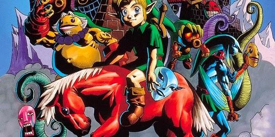 The Legend of Zelda : Majora's Mask, Nintendo 3DS, Nintendo, Actu Jeux Video, Jeux Video, Grezzo,