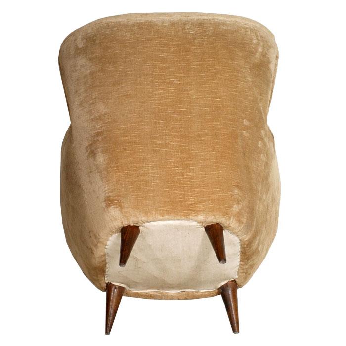 Mobili Art Deco Atelier myArtistic: Poltrona uovo art decò design armchair MAQ77