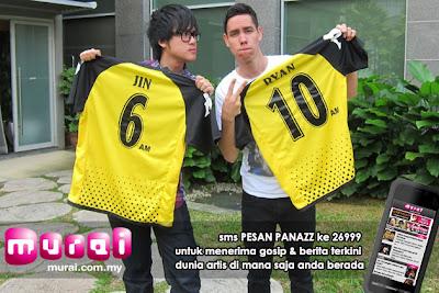 Mampukah, Jin, Ryan, Gantikan, Tempat, JJ, Dengan, Ean, Artis Malaysia, Hiburan, Malaysia
