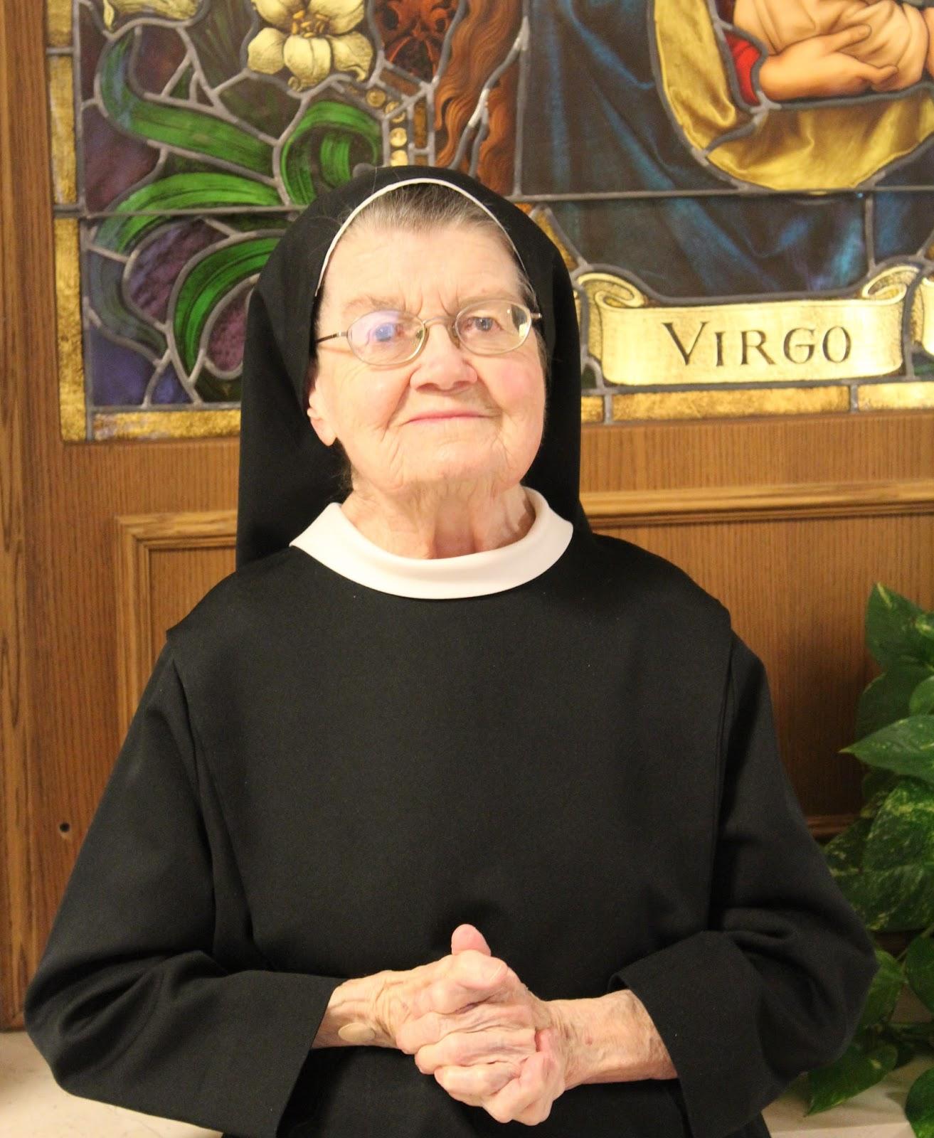 The monastery vine meet our sisters sr philomena roche osb m4hsunfo