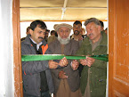 INAUGURATION OF SHADARI COMMUNITY SCHOOL ASUMBAR ISHKOMEN
