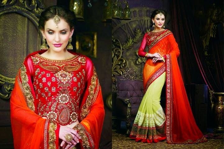 Indian wedding lehenga collection