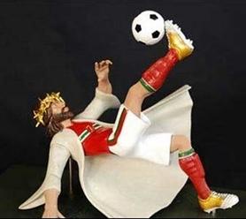 Religião no futebol