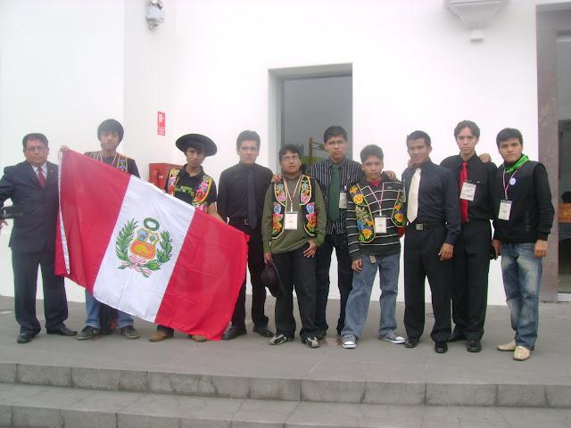 IV OLIMPIADA IBEROAMERICANA DE BIOLOGIA O.I.AB. LIMA PERU 2010.