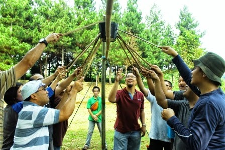 outbound bogor,  Outbound Training Bogor, Family Gathering atau Employee Gathering, Team Building,  Capacity Building, outing, Rafting atau Paintbal