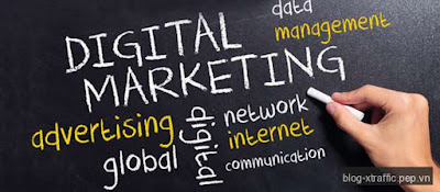 Digital Marketing – Tiếp thị kỹ thuật số