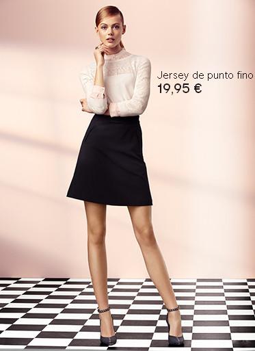 blusa de moda otoño invierno 2013