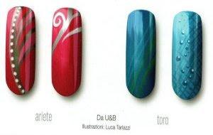 Ariete e Toro... unghie