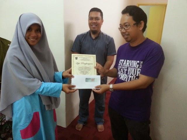Kelas Fardhu Ain dan Amali Solat - Program cuti sekolah.