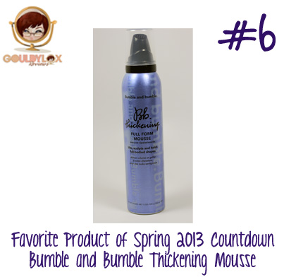 Best Mousse Bumble and Bumble