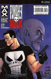 The Punisher Max Graphic Novel
