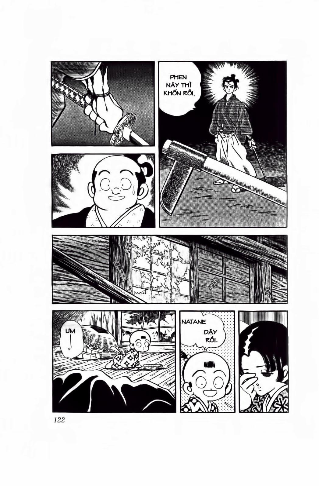 Nijiiro Togarashi - Ớt Bảy Màu chap 76 - Trang 11