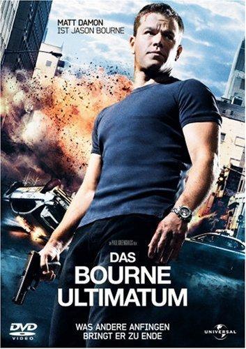 The Bourne Ultimatum ปิดเกมล่าจารชน คนอันตราย HD 2007
