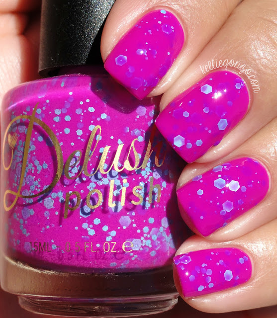 Delush Polish Dazed & Enthused