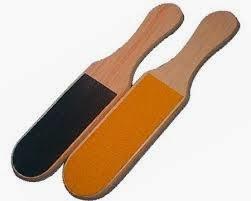 esfoliação dos pés