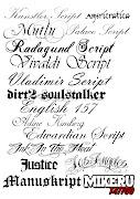 Ejemplos de tipos de letra para tatuarse. OFERTAS HASTA FINALES DE JULIO, . ejemplos letras