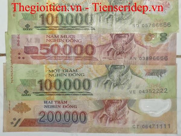 tiền seri tứ quý