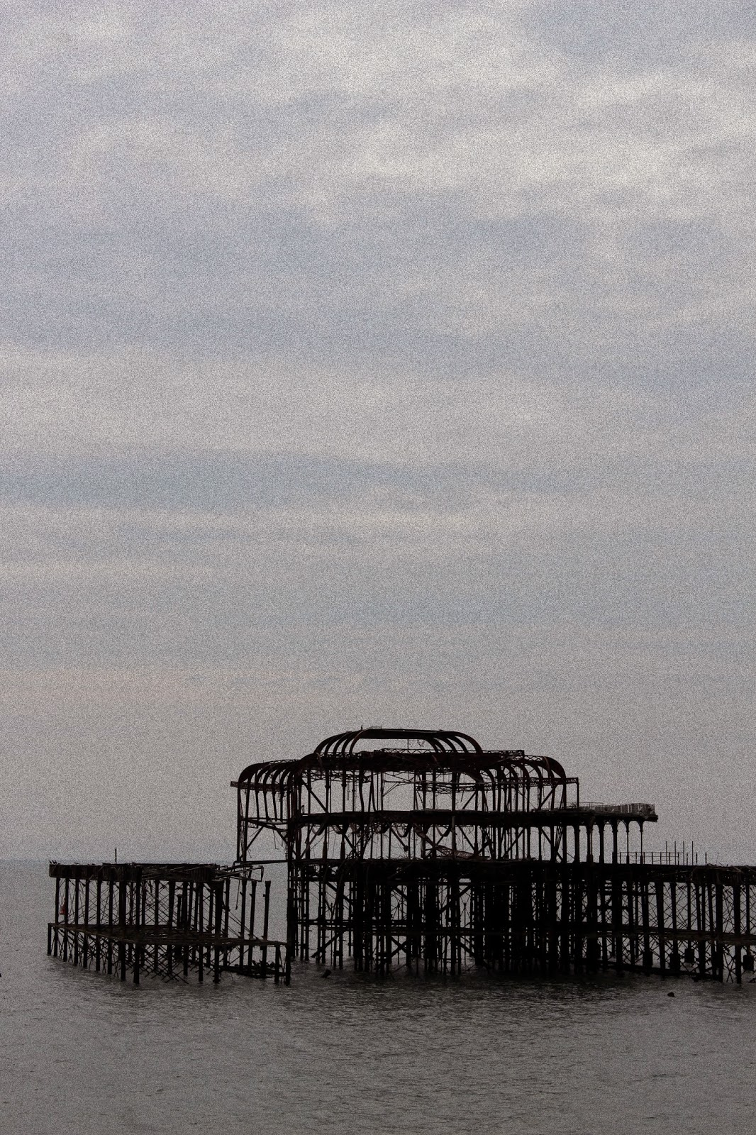 brighton pier photography