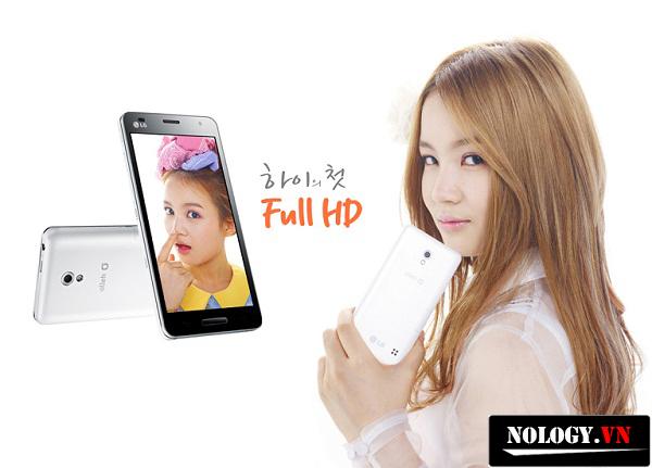 Điện thoại lg optimus gk xách tay Hàn Quốc giá rẻ