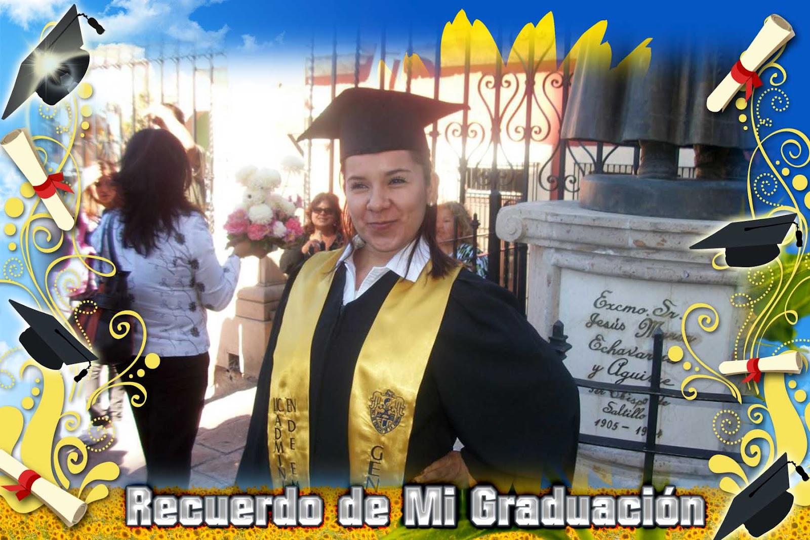 Marcos Para Fotos Gratis De Graduacion
