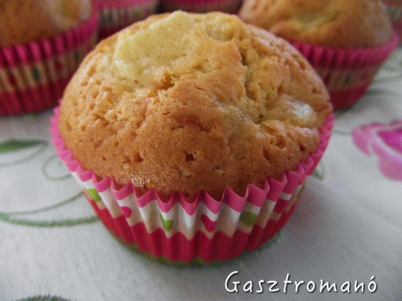 Muffin receptek