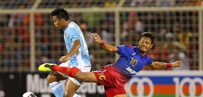 Live Streaming Johor Darul Takzim vs Perak 25.1.2013