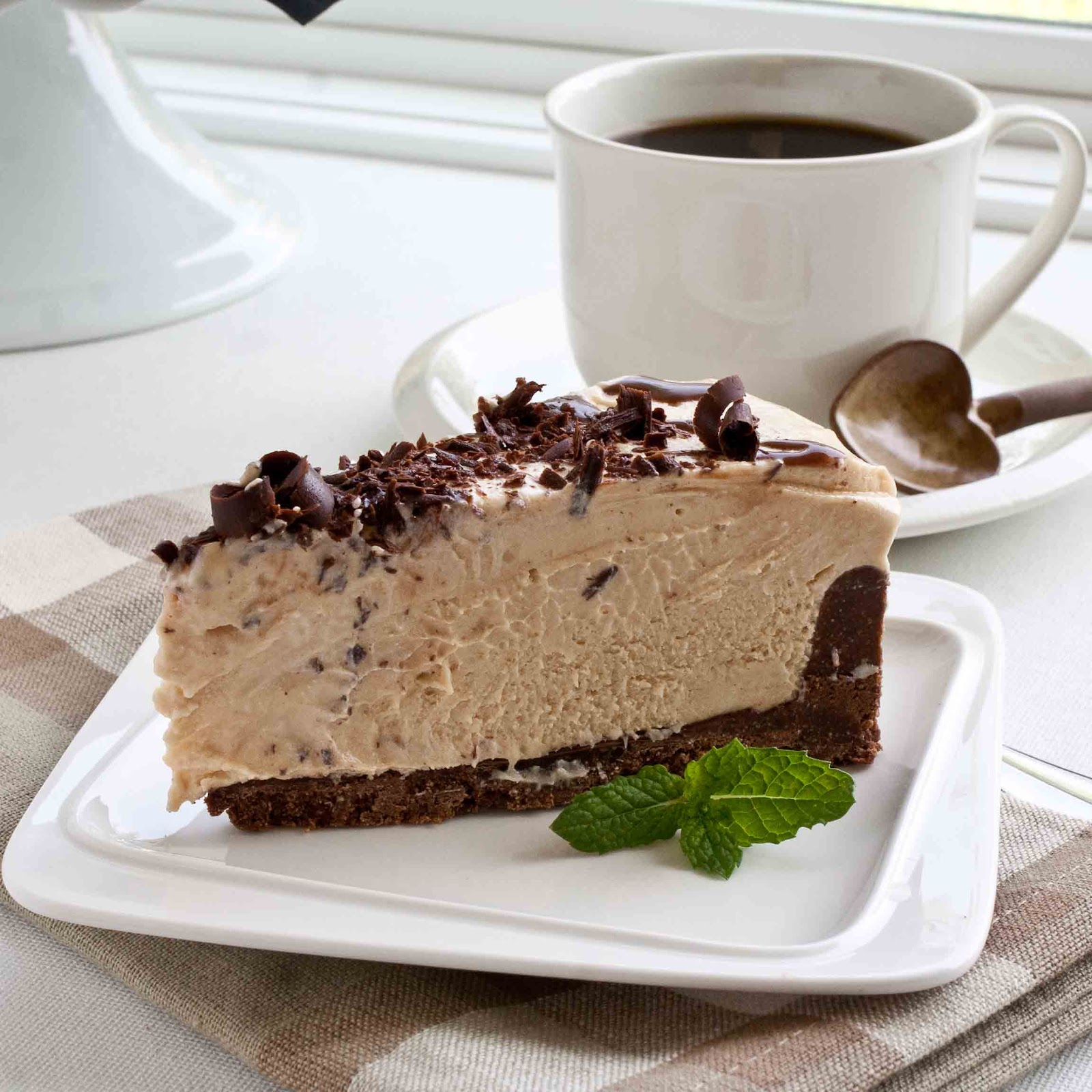 FOODjimoto: Creamy Peanut Butter Pie for Mikey