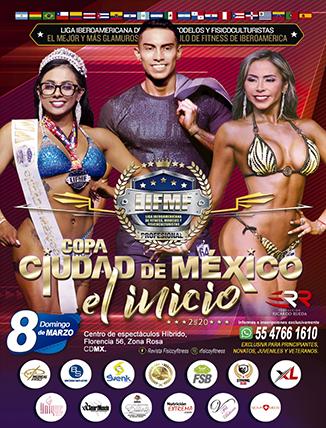 Copa CDMX Fitness