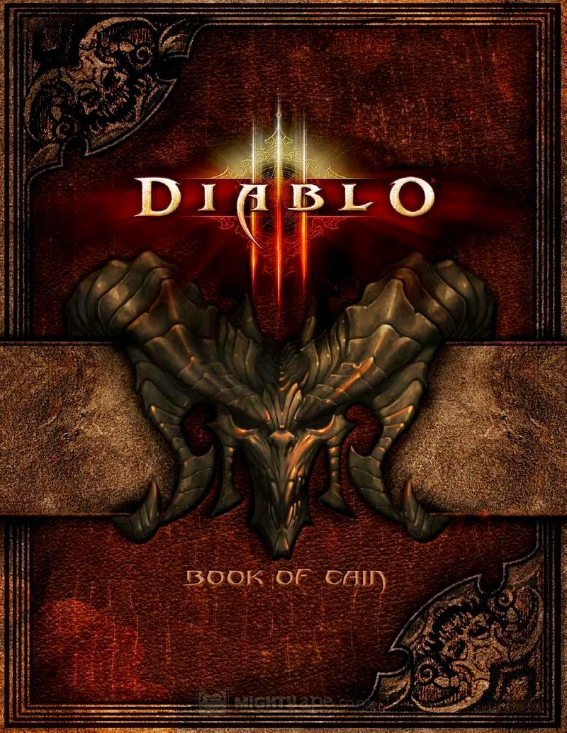 DIABLO 3 BOOK OF CAIN PDF DOWNLOAD