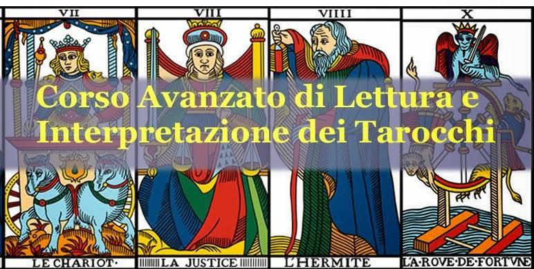 CORSO AVANZATO DI TAROCCHI