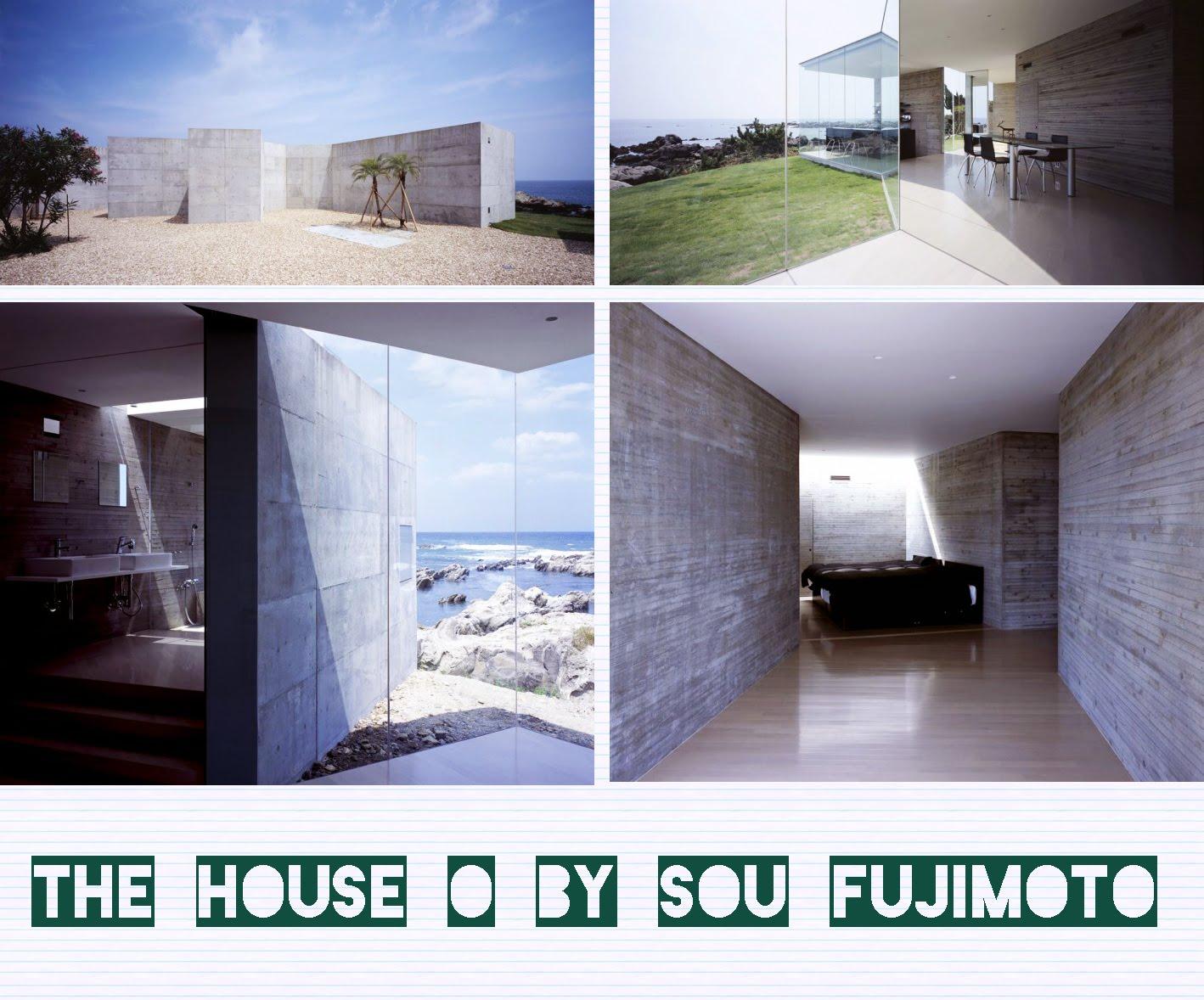 The house o by sou fujimoto so yum for O house sou fujimoto