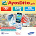 Join Ayos Dito.ph's Post Share and Win Promo