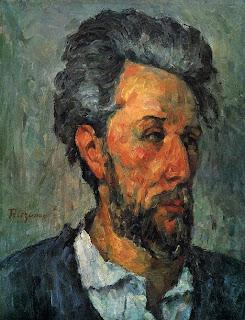 Retrato de Victor Chocquet, de Paul Cézanne