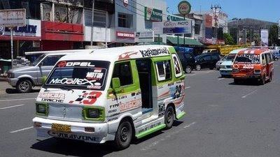 Angkot Racing