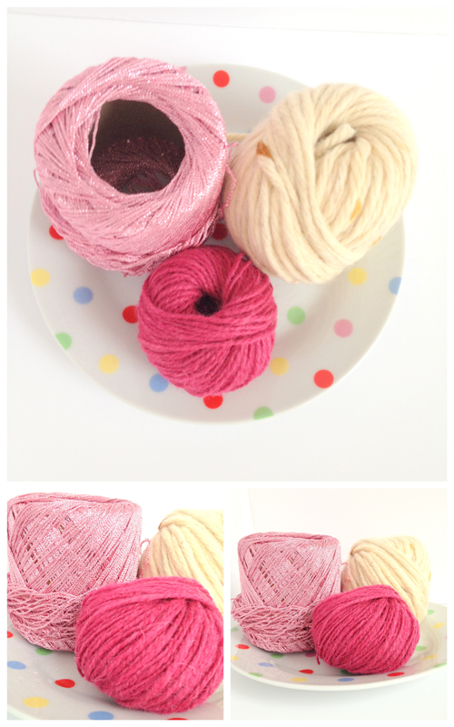 yarn+wrapped+tins DIY Yarn Wrapped Tins for Votives and Vases | Lovely Pastels In My Home