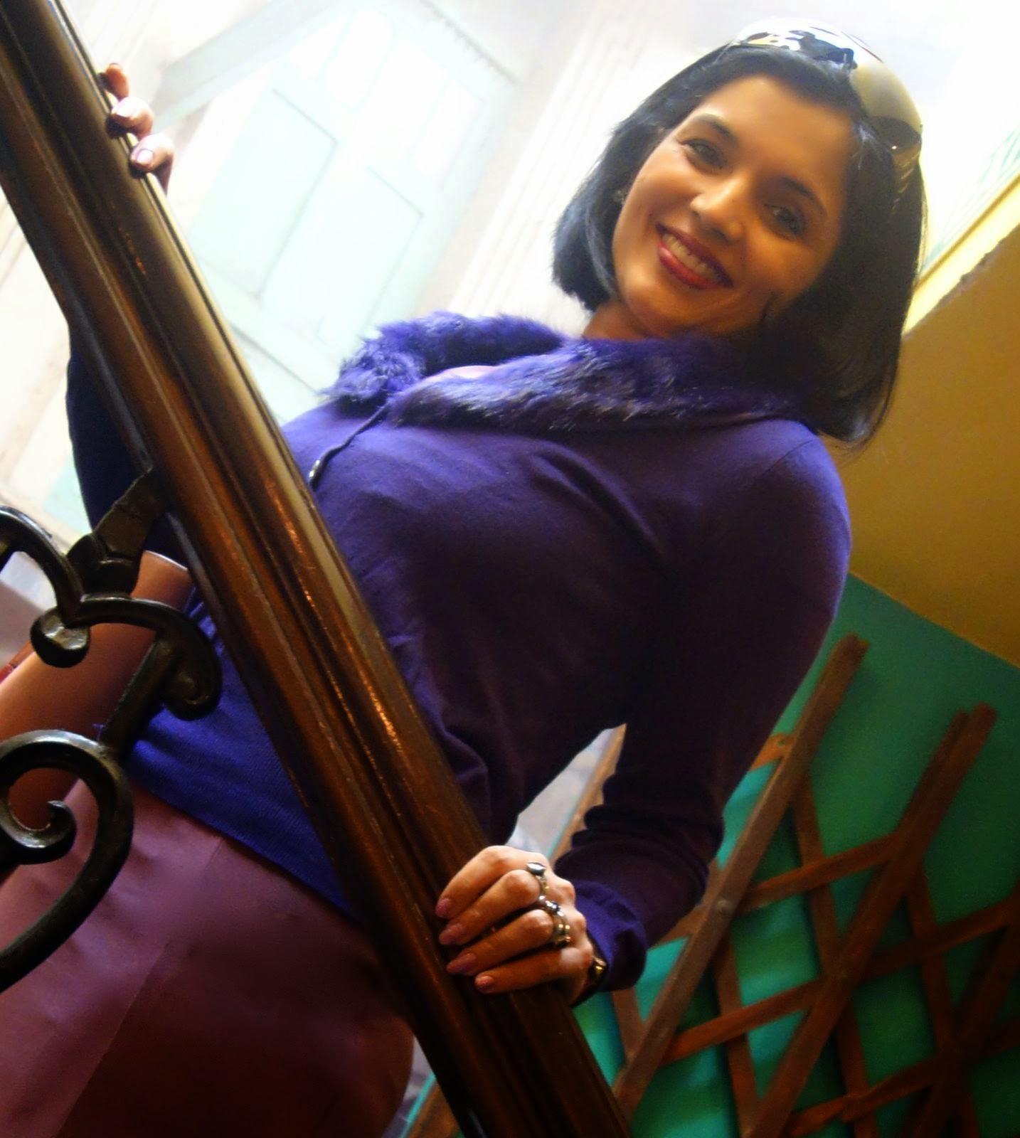 Lifestyle blogger India