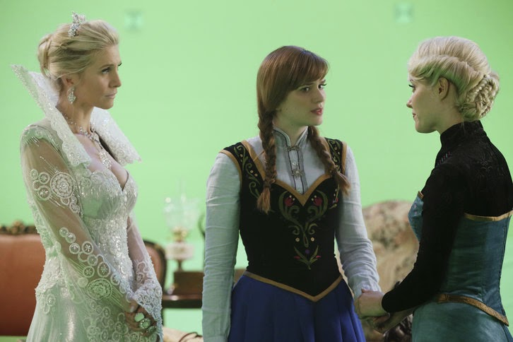 Once Upon a Time - Episode 4.06 - Family Business - Full Set of Promotional + BTS Photos