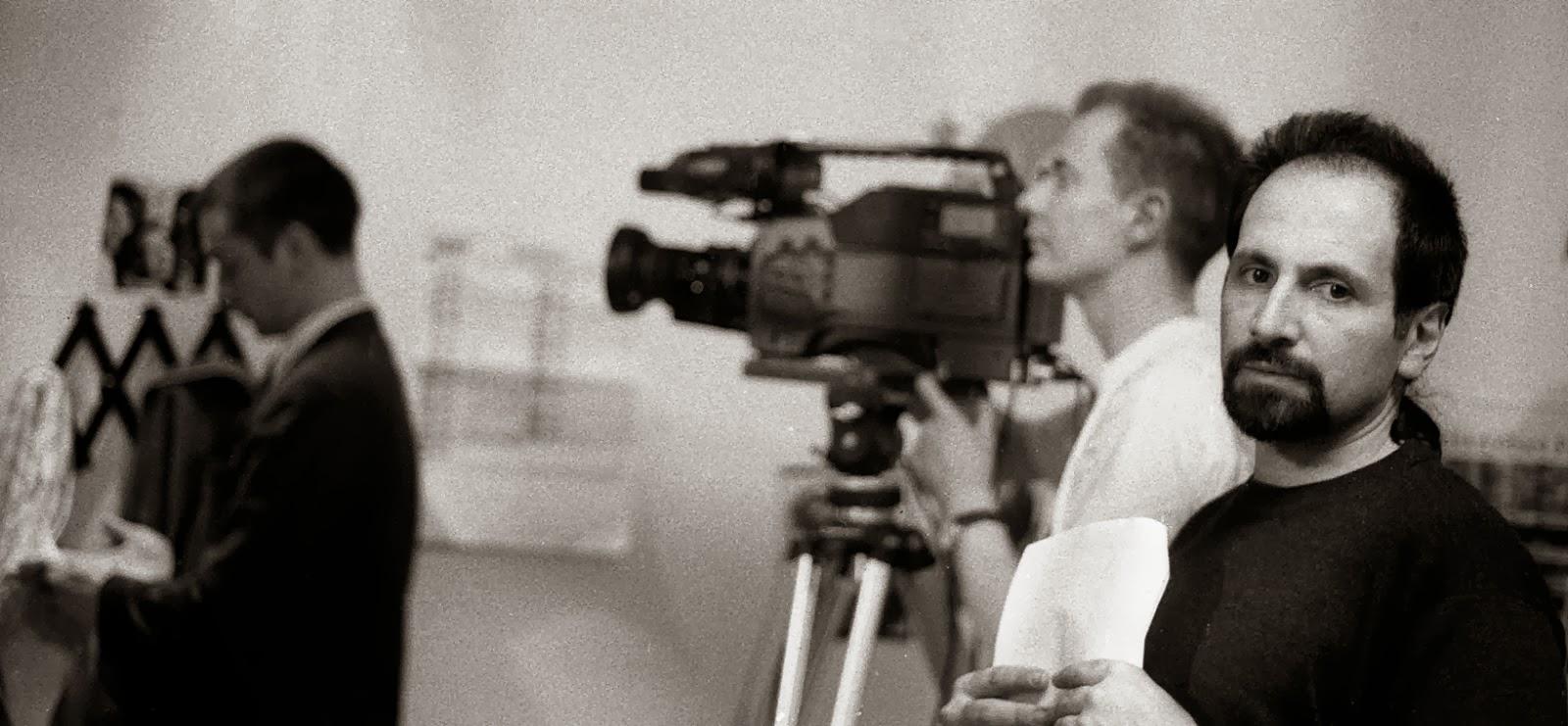 Filmación en FUORICAMPO-MILANO