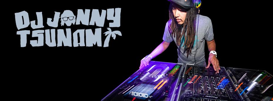 DJ Jonny Tsunami | Oklahoma Gazette Best DJ of OKC 2014 Finalist