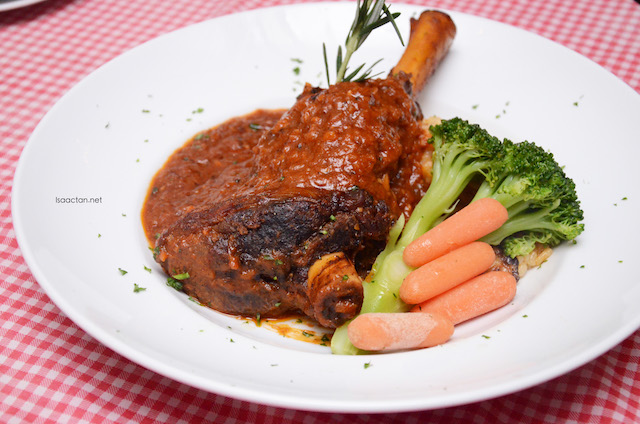 Braised Lamb Shank - RM68