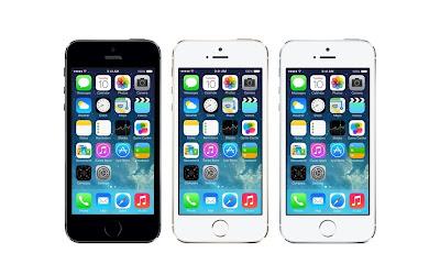 sistema operativo del iPhone 5S